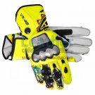 Valentino Rossi 2011 Motorcycle Gloves