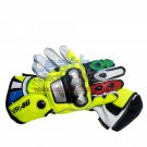 Valentino Rossi 2012 Racing Leather Gloves