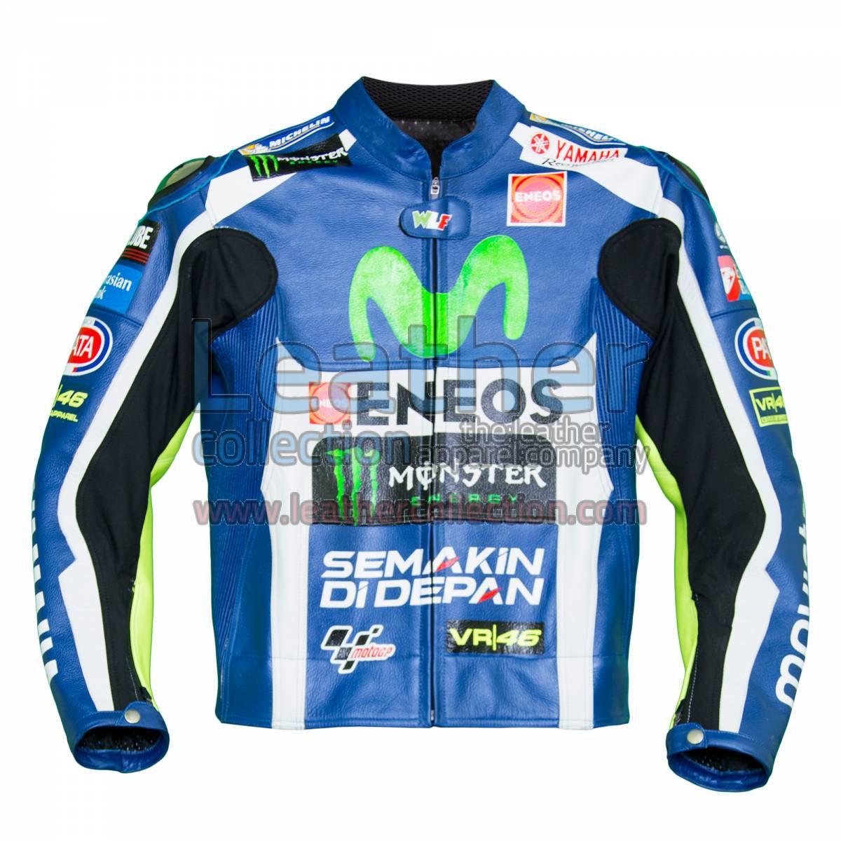 Valentino Rossi Movistar Yamaha 2016 MotoGP Race Jacket