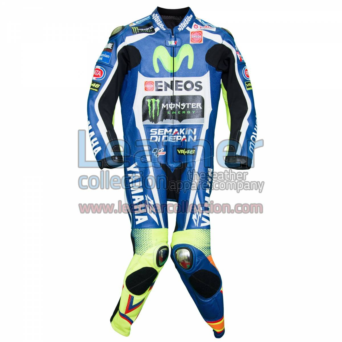Valentino Rossi Movistar Yamaha MotoGP 2016 Suit