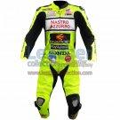 Valentino Rossi Nastro Azzurro Honda MotoGP Leathers