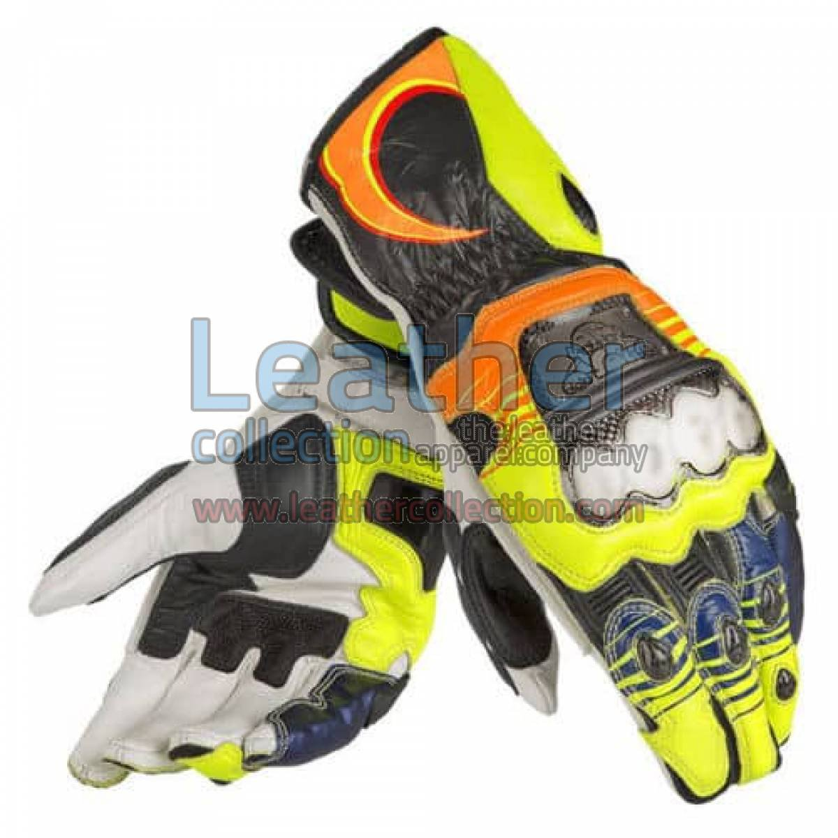 Valentino Rossi Replica Gloves 2013