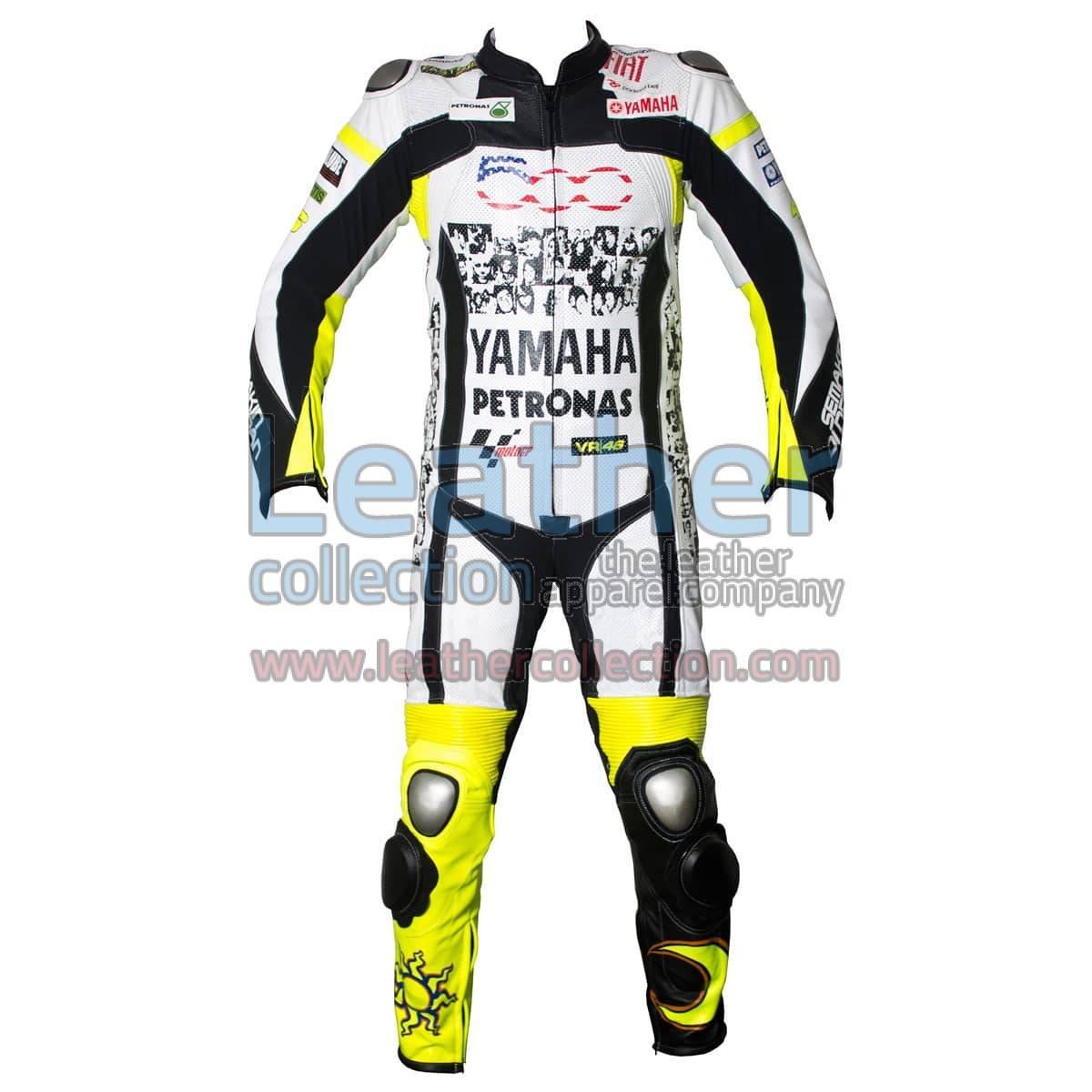 Valentino Rossi Special 500 Mila Race Suit