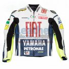 Valentino Rossi Yamaha Fiat MotoGP 2010 Race Jacket