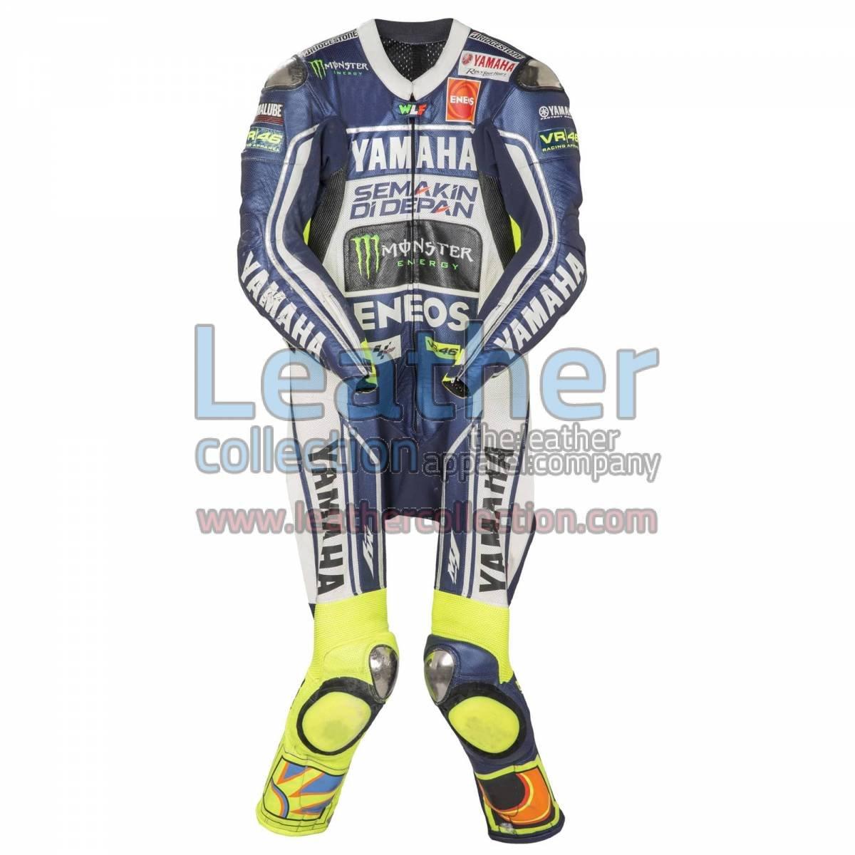 Valentino Rossi Yamaha MotoGP 2013 Suit