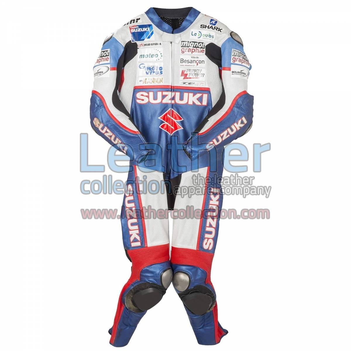 Vincent Philippe Suzuki 2013 Racing Suit