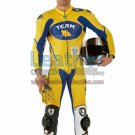 VR46 Team Motorcycle Racing Leather Suit