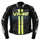 VR46 Valentino Rossi Leather Jacket