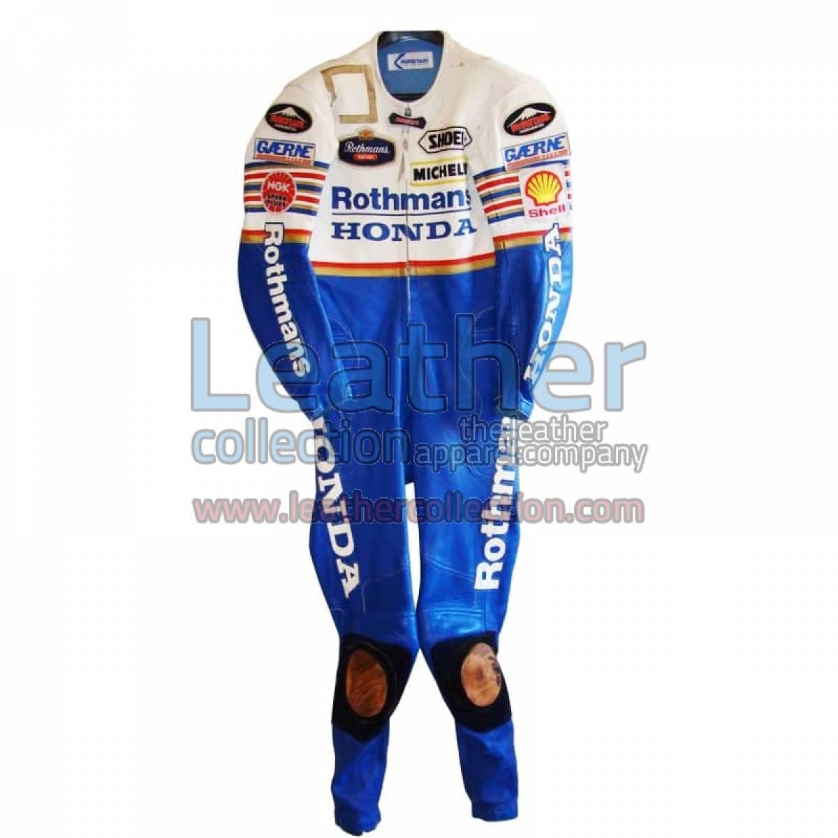 Wayne Gardner Rothmans Honda GP 1987 Leathers
