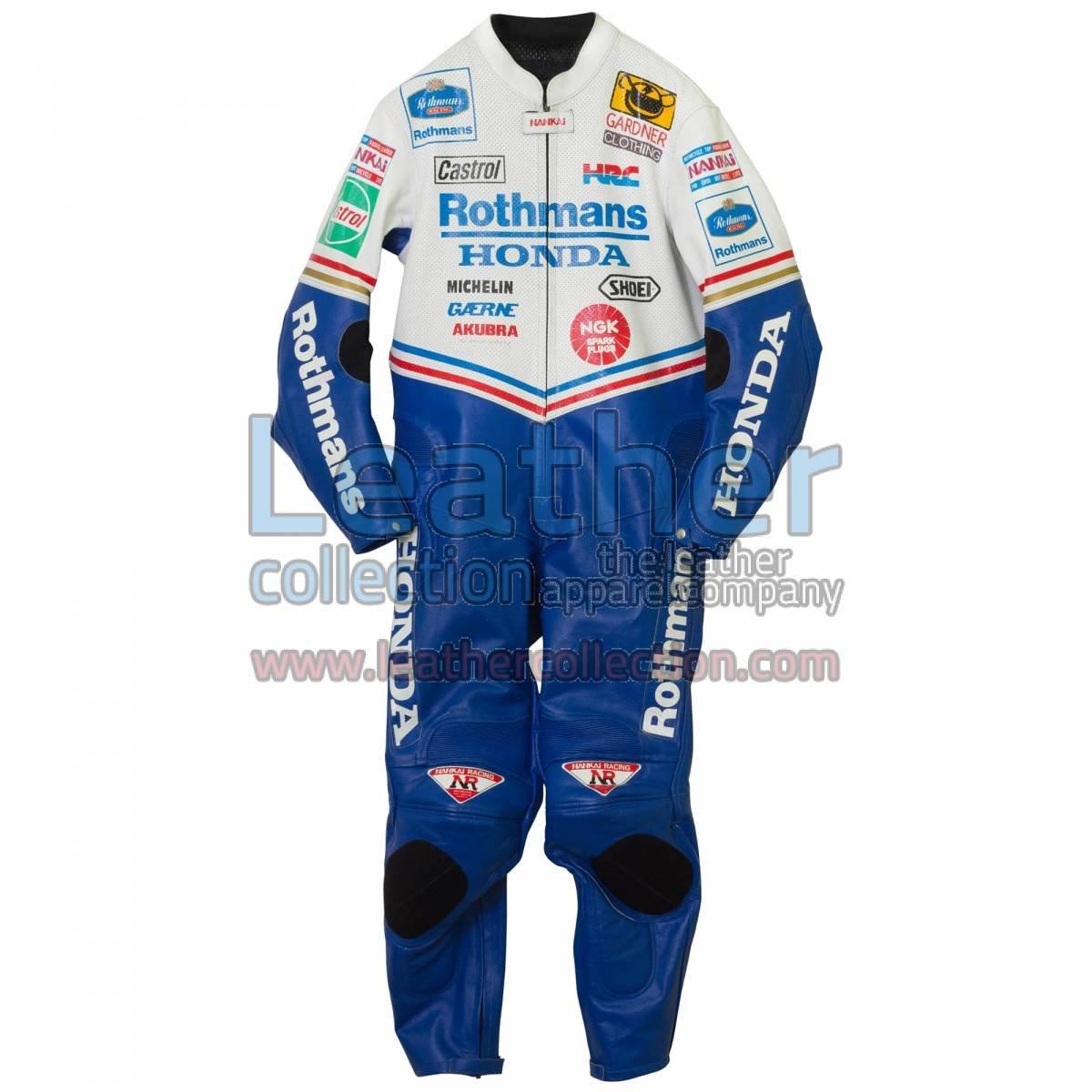 Wayne Rainey Marlboro Yamaha GP Leathers