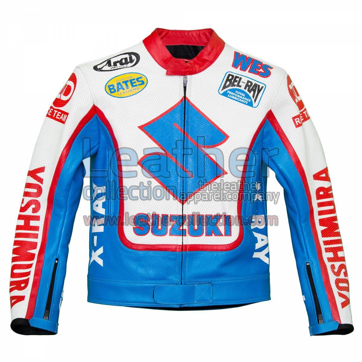 Wes Cooley Yoshimura Suzuki AMA Race Jacket