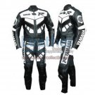 Yamaha R Racing Leather Suit Gun Metal
