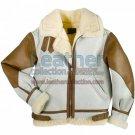 Winter Fur Leather Jacket