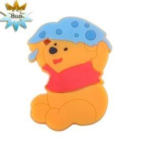 Winnie The Pooh USB 2.0 Flash/Jump Driver(8GB)