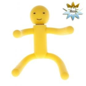 Cute Yellow Guy USB 2.0 Flash/Jump Drive (8GB)