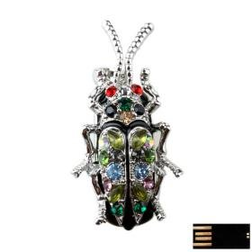 Exquisite Insect Jewelry USB Flash Drive(8GB)