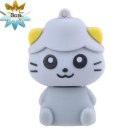 Kitten USB 2.0 Flash/Jump Driver(8GB)