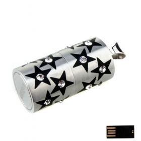 Magic Star Jewelry USB Flash Drive - Optional Memory (8GB)