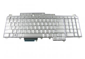 Dell XPS PP36X Keyboard Silver