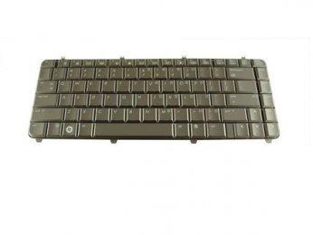 HP DV5-1250US Keyboard Brown Bronze