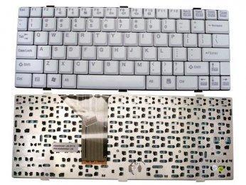 Fujitsu LIFEBOOK P5010 Keyboard Silver