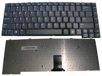 Samsung X40 Keyboard
