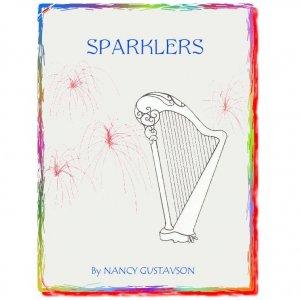 Sparklers -- harp music by Nancy Gustavson