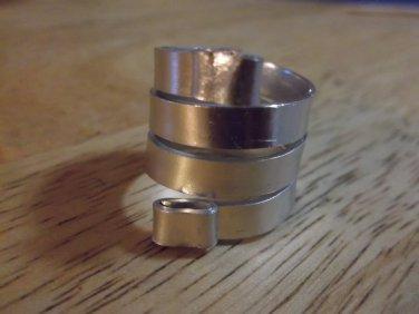 Large adjustable ring 6.00