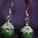 Large Jade Earrings