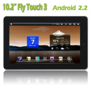 flytouch 3 superpad  16GB version tablet pc android 2.2 WIFI GPS UMPC&MID
