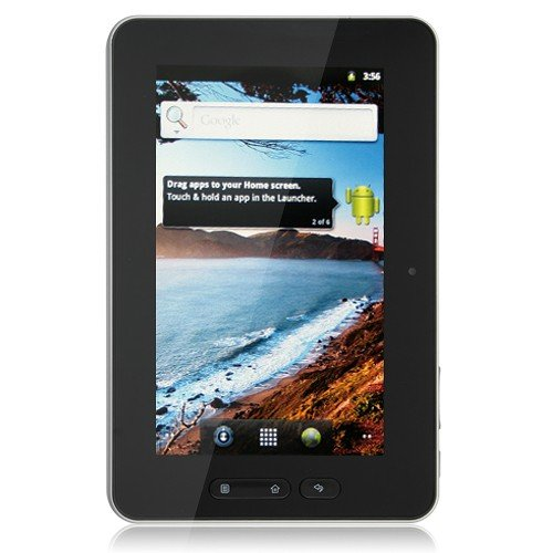 epad google android 2.3 7inch multi-touch HDMI 1080P tablet pc flash 10.2 free shipping