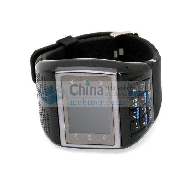 AVATAR ET-2 Dual Input Watch Phone Dual Sim Bluetooth GSM