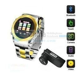 MQ999 Watch Phone Quadband 1.5 inch Touch Screen with SPY Camera FM Bluetooth