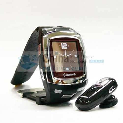 P888 - Elegant Mobile Phone Wrist Watch