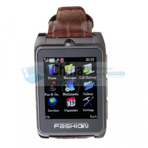 Ultra Thin Wrist Watch Cell Phone S9110 1.8 inch