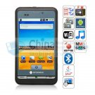 P800 Android 2.2 OS 3.5inch capacitive  screen quad band dual sim  smart  phone  GPS  dual cameras