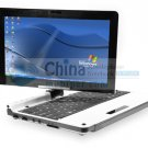 NR8 10 Inches Laptop Touch Screen Intel Atom N450 1.66GHz 1GB Memory 160GB HDD Netbook
