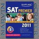 Kaplan SAT 2011 Premier with CD-ROM (Kaplan Sat Premier Live) [Paperback]