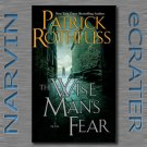 The Wise Man's Fear (Kingkiller Chronicles, Day 2) [Hardcover] by Patrick Rothfuss