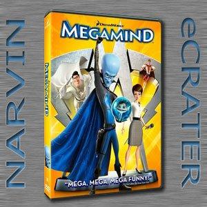 Megamind (Single-Disc Edition) (2010) [DVD]