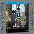 Eden of the East: The King of Eden (2009) [Blu-ray + DVD] [2 Discs]