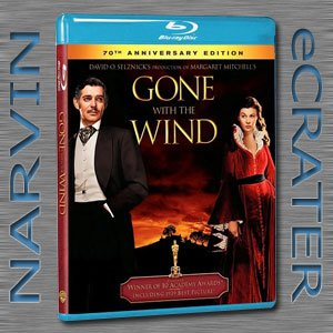 Gone with the Wind (70th Anniversary Edition) (1939) [Blu-ray]