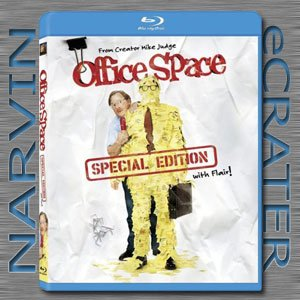 Office Space (Special Edition with Flair!) (1999) [Blu-ray]