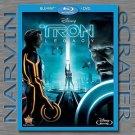 Tron: Legacy (2010) [Blu-ray + DVD Combo] [2 Discs]