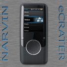 Coby 4 GB Video MP3 Player with FM Radio (Black)