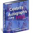 How To Get Celebrity Autographs