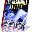 STOP Insomnia!