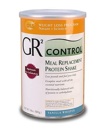 GR2 Control® Vanilla Meal Replacement Protein Shake