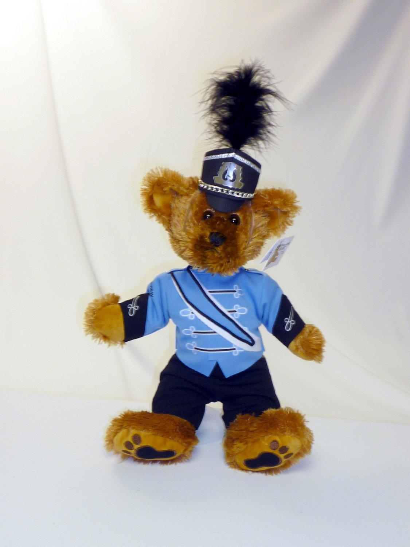 Eastern View HS Marching Band Uniform Teddy Bear