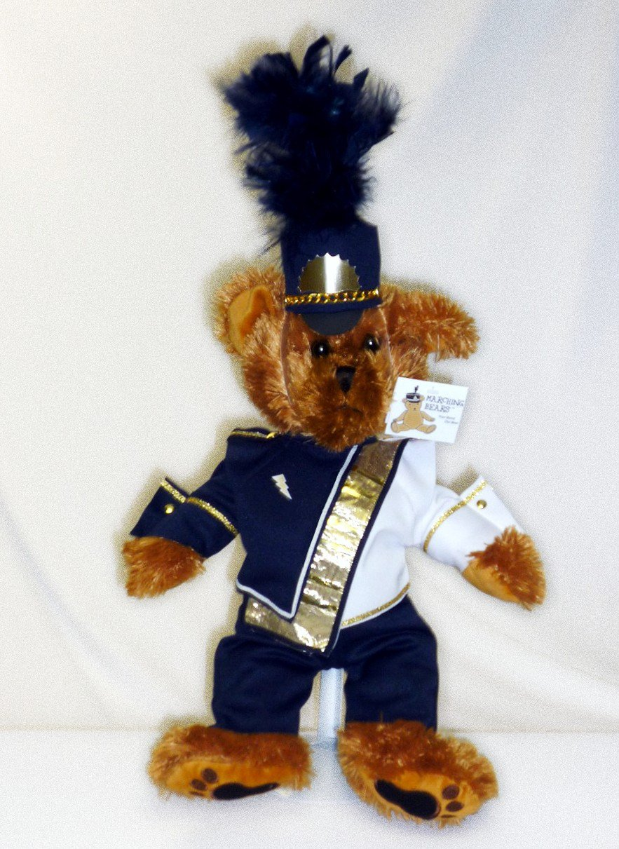 Florence Twp HS Marching Band Uniform Teddy Bear